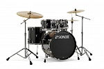 17500410 AQ1 Stage Set PВ 11234 Барабанная установка, черная, Sonor